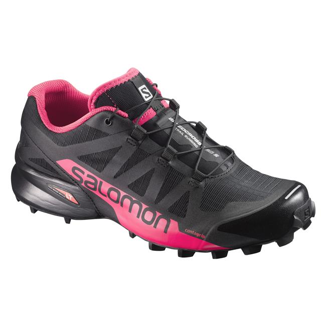 Mens Salomon Mens Speedcross Pro Trail Running Sneaker Shoe Factory Outlet Size 44