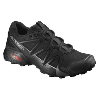 Salomon Speedcross Vario 2 Black / Black / Sliver Matallic-X