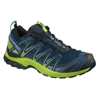 Salomon XA Pro 3D Poseidon / Lime Green / Black