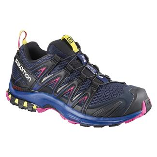 Salomon XA Pro 3D Medieval Blue / Surf The Web / Pink Yarrow