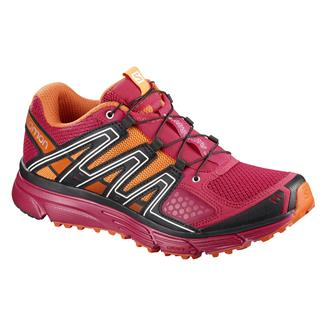 Salomon X-Mission 3 Virtual Pink / Cerise / Nasturtium