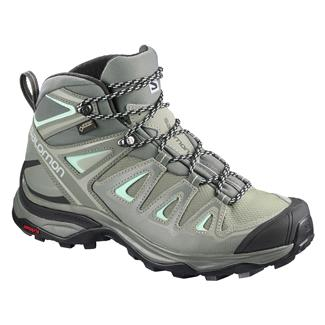 Salomon X Ultra 3 Mid GTX Shadow / Castor Gray / Beach Glass