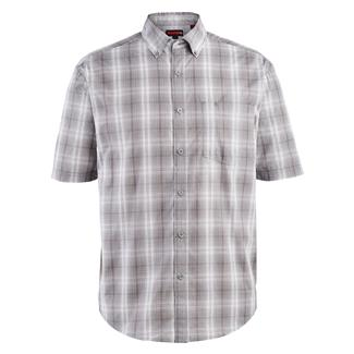 Wolverine Mortar Shirt Gray Plaid