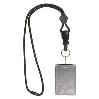 TG Badge Holder Black