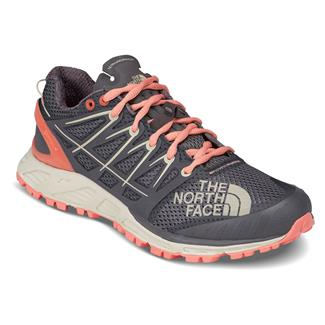 The North Face Ultra Endurance II Blackened Pearl / Desert Flower Orange