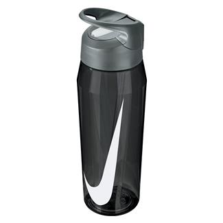 NIKE 32 oz. TR HyperCharge Straw Bottle Anthracite / Cool Gray / White