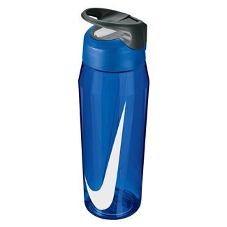 NIKE 32 oz. TR HyperCharge Straw Bottle Game Royal / Cool Gray / White