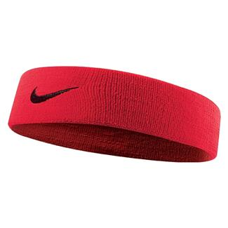 NIKE Dri-FIT Headband 2.0 University Red / Black