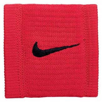 NIKE Dri-FIT Reveal Wristbands University Red / Black / Black