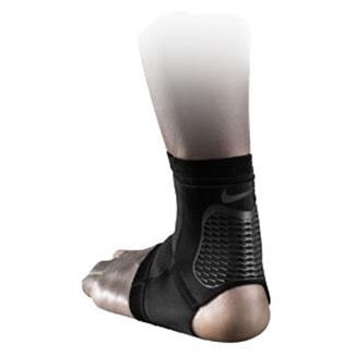 NIKE Pro Hyperstrong Ankle Sleeve 3.0 Black / Dark Gray / Dark Gray