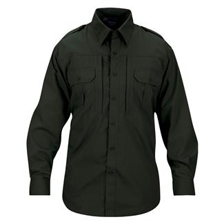 Propper Lightweight Long Sleeve Tactical Dress Shirts Spruce