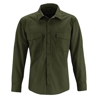 Propper Long Sleeve REVTAC Shirt Olive Green