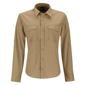 Propper Long Sleeve REVTAC Shirt Khaki
