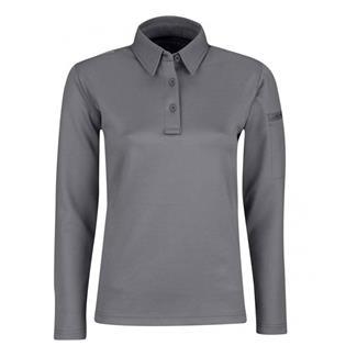 Propper Long Sleeve ICE Polo Gray