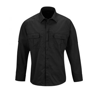 Propper Long Sleeve Kinetic Shirt Black