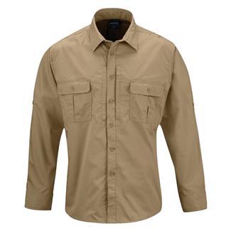 Propper Long Sleeve Kinetic Shirt Khaki