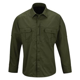 Propper Long Sleeve Kinetic Shirt Olive Green