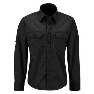 Propper Long Sleeve Kinetic Shirt Black