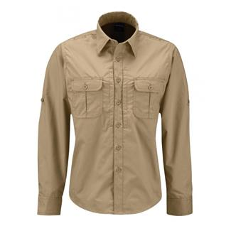 Propper Long Sleeve Kinetic Shirt Khaki