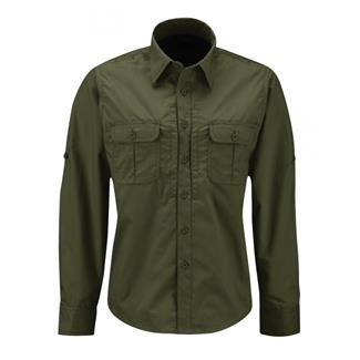 Propper Long Sleeve Kinetic Shirt Olive Green