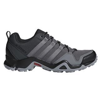 Adidas Terrex AX2R Carbon / Gray / Solar Slime