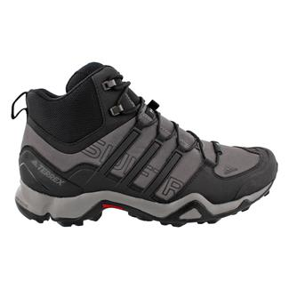 Adidas Terrex Swift R Mid Granite / Black / Gray