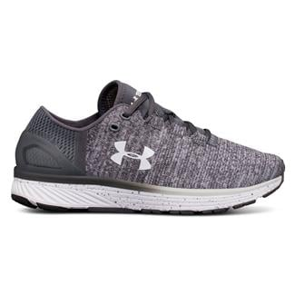 Under Armour Charged Bandit 3 Glacier Gray / Rhino Gray / White