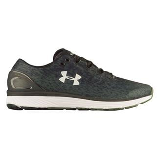 Under Armour Charged Bandit 3 Ombre Black / Downtown Green / White