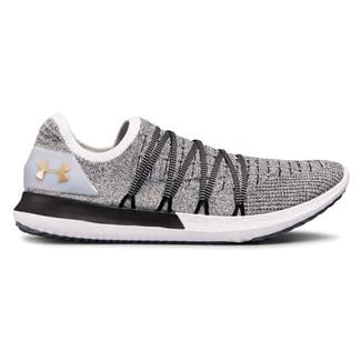 Under Armour Speedform Slingshot 2 White/ Black/ Metallic Victory Gold