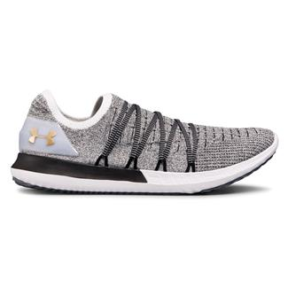 Under Armour SpeedForm Slingshot 2 White / Black / Metallic Victory Gold