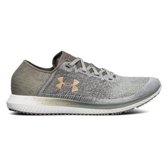 Under Armour Threadborne Blur Gunpowder Green / Clay Green / Metallic Faded Gold