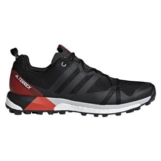 Adidas Terrex Agravic Black / Carbon / Hi-Res Red