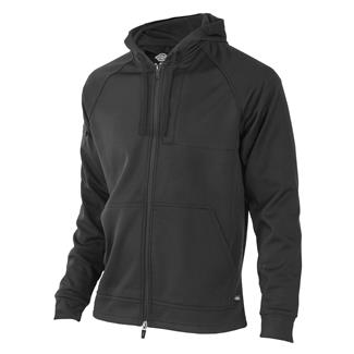 Dickies Full Zip Fleece Tactical Hoodie Black
