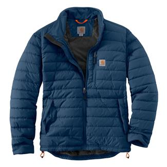 Carhartt Gilliam Jacket Dark Blue / Shadow / Blaze Orange