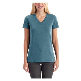 Carhartt Lockhart T-Shirt Blue Mist Heather