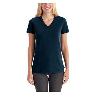 Carhartt Lockhart T-Shirt Dark Indigo Heather
