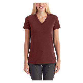 Carhartt Lockhart T-Shirt Fired Brick Heather
