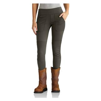 Carhartt Force Utility Leggings Olive
