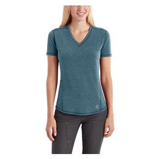 Carhartt Force Ferndale T-Shirt Blue Mist Heather