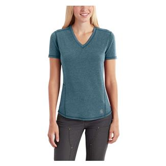 Carhartt Force Ferndale T-Shirt Blue Mist Heather