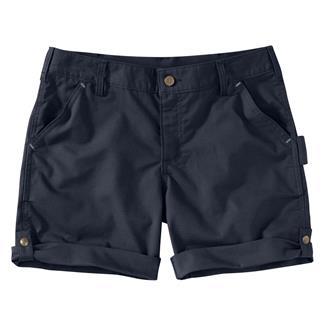 Carhartt Original Fit Smithville Shorts Dark Indigo
