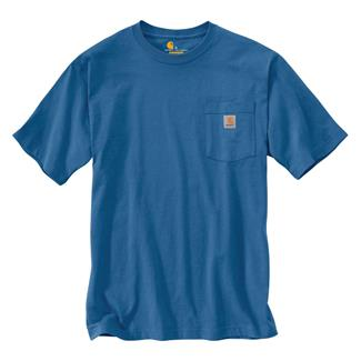 Carhartt Workwear Graphic Dog T-Shirt Federal Blue