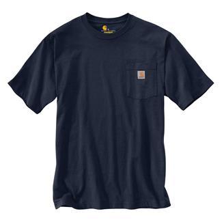 Carhartt Workwear Graphic Hammer T-Shirt Navy