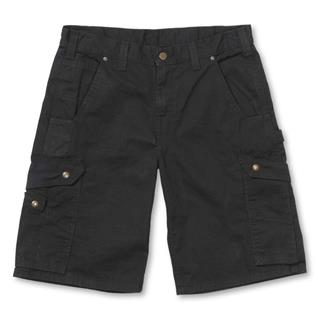 Carhartt Ripstop Cargo Work Shorts Black