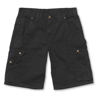 Carhartt Ripstop Cargo Work Shorts Black