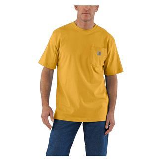 Carhartt Workwear Pocket T-Shirt Carhartt Gold Heather