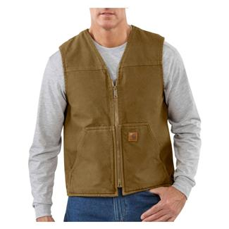 Carhartt Rugged Vest Frontier Brown