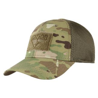 Condor Flex Tactical Mesh Cap MultiCam
