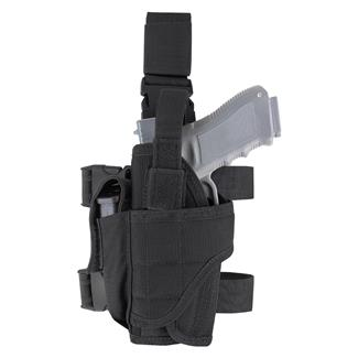 Condor Tornado Tactical Leg Holster (Left Hand) Black