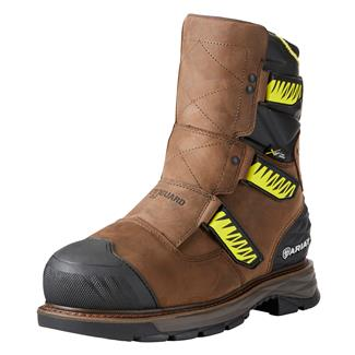 Ariat Catalyst VX Met Guard CT WP Oily Distressed Brown